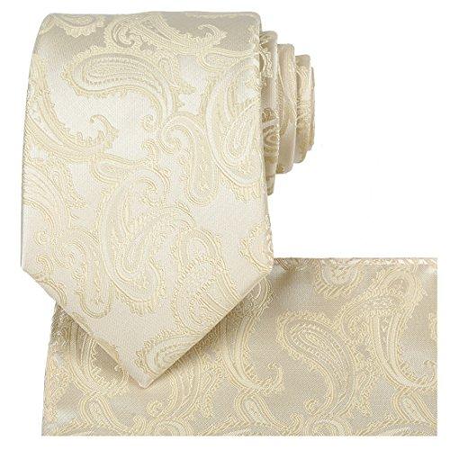 Ivory Graceful Ties - 5