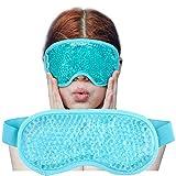 Maschera per occhi di raffreddamento Maschera per occhi di raffreddamento Pads Maschera per occhi in...