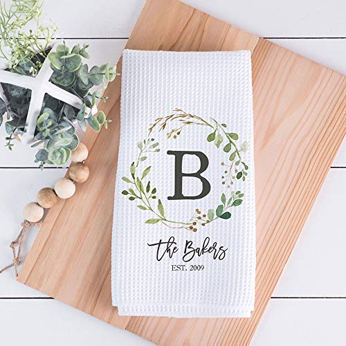 Top 10 Best Selling List for personalized kitchen towels