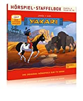 Yakari - Staffelbox 2, Folge 53-78: MP3-CD
