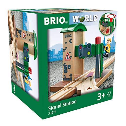 BRIO Bahn 33674 - Signal Station