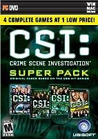 CSI: Crime Scene Investigation Super Pack (輸入版)