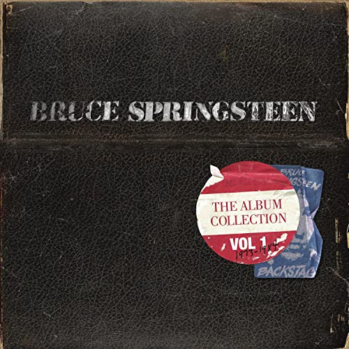 Bruce Springsteen: The Albums Collection Vol.1 (1973-1984) (Audio CD (Standard Version))
