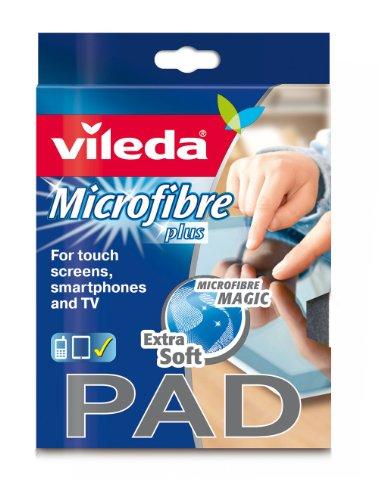 Vileda Chiffon pour Ecrans Tablettes Lot de 2