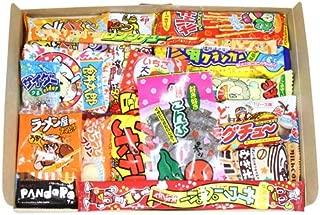 おかしのマーチ やおきん・菓道 人気の駄菓子20種類セット(20種・計20コセット)