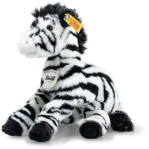 Steiff 68881 Zebra, weiß/schwarz