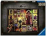 Ravensburger Puzzle 1000 Piezas, Villainous, Jafar, Puzzle Disney, Rompecabezas Ravensburger de Alta Calidad, Villanos Puzzle, Edad Recomendada 12+