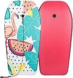 [page_title]-Weime Bodyboard Surfbrett 93x45x5,2cm Flamingo