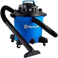 Vacmaster VOC1210PF 12 gal. Wet Dry Vacuum