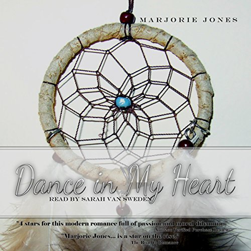Dance in My Heart audiobook cover art