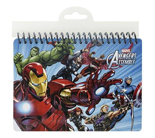 Marvel Avengers Autograph-A Book