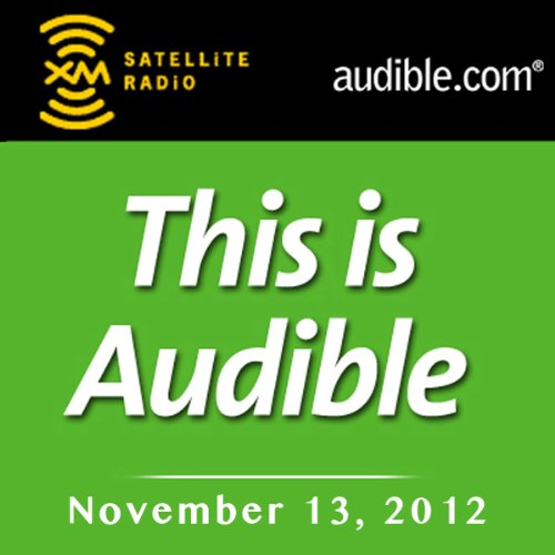This Is Audible, November 13, 2012 cover art