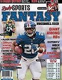 Best Fantasy Football Magazines - Lindys Sports Fantasy Football 2019 Review
