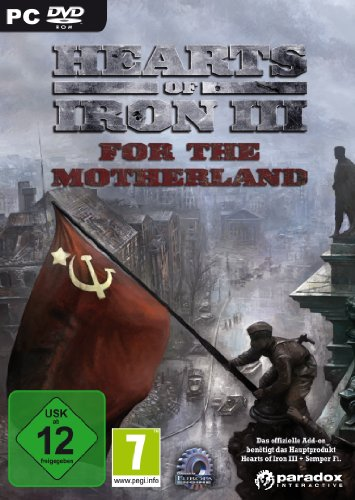 Hearts of Iron 3 For the Motherland (Add-On) (PC)