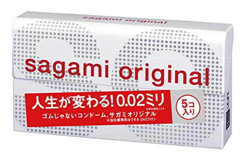 Original Kondom 0.02mm 5pc Japan