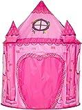 Benebomo Carpas para niños Castillo de la Princesa Tiendas de campaña,Tipi para niños, casita para Jugar, casita para bebés, casita para Carpas,Carpa para jardín, niños y niñas