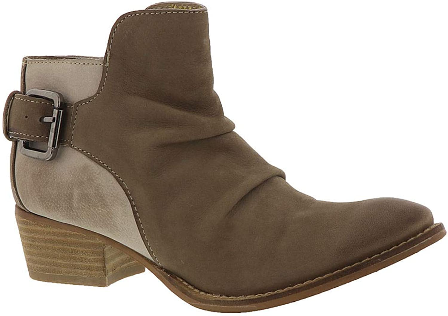 Very Volatile Womens Jaleel Closed Toe Ankle Fashion Boots