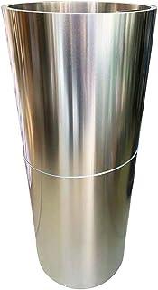 SOFIALXC 304 Hoja de Acero Inoxidable Fina l/ámina de Artesan/ía del Metal 100MMX1000MM -Thicknesses:0.1mm