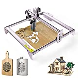 Laser Engraver, befon Upgraded Laser Engraving Cutting Machine, Compressed Spot, 5W-6W Output Power,...