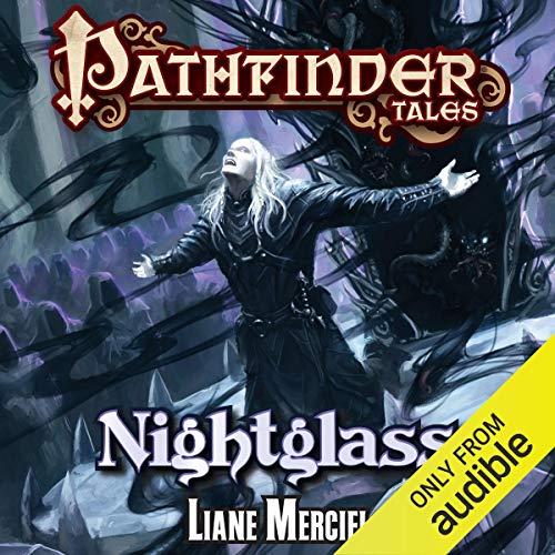 Page de couverture de Nightglass