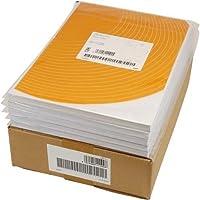 東洋印刷 シートカットラベル A4版 21面付(1ケース500シート) LDZ21QB