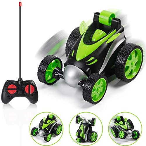 Highttoy Remote Control Car Toy for Boys 3-12, RC Stunt Car 360° Spins &...