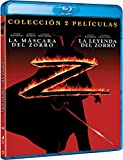 El Zorro 1-2 (BD) [Blu-ray]