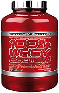 Scitec Nutrition Whey Protein Professional-Strawberry-2350g