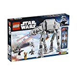 Lego Star Wars AT-AT Walker Model 8129 815 PCS Including 8 Minifigures