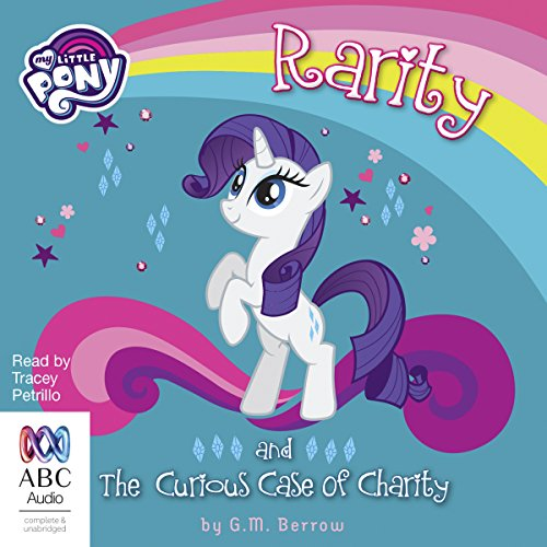 Rarity and the Curious Case of Charity audiobook cover art