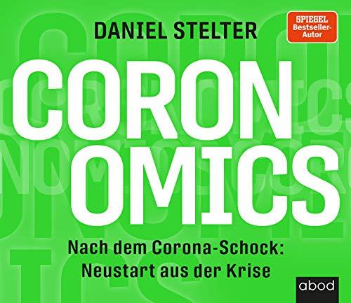 Coronomics cover art