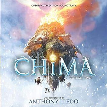 Legends of Chima, Vol. 2 (Original Television Soundtrack)
