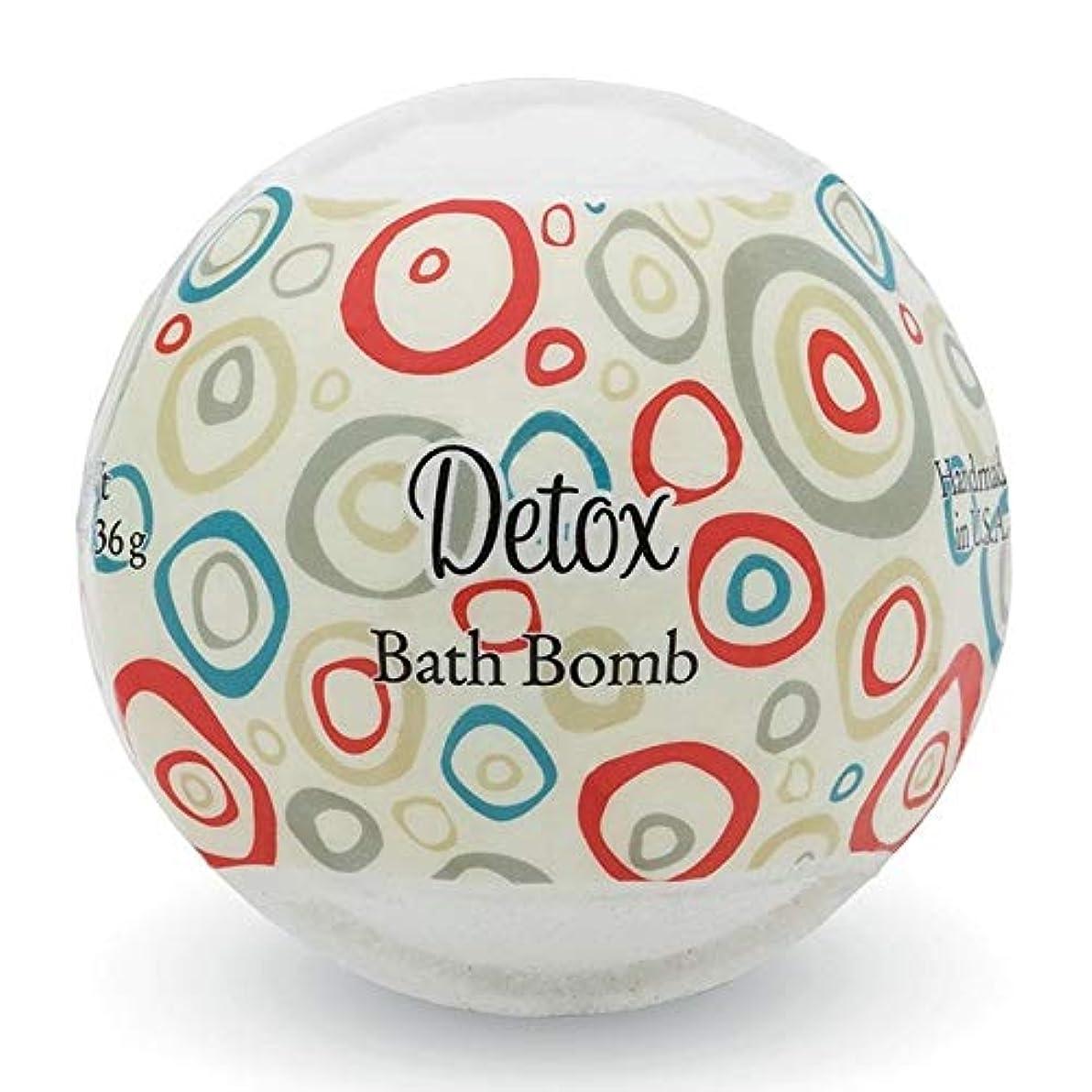 つかいます愛情女性プライモールエレメンツ バスボム/デトックス 136g シアバターとココナツ&アルガンオイル配合のお肌に潤いを与える発泡性入浴剤