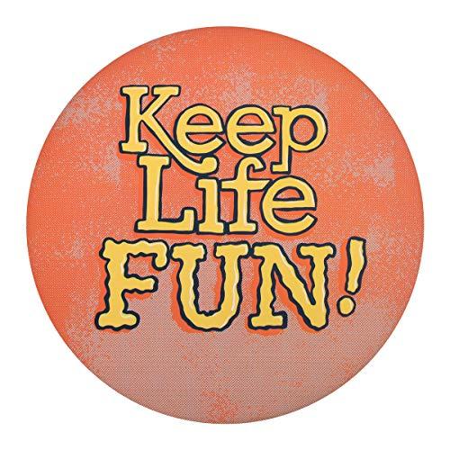 Waboba Wingman Artist Series Flying Disc, Keep Life Fun