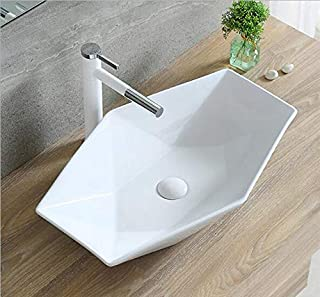 Amazon.fr : vasque rectangulaire salle de bain