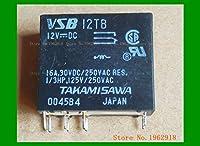 1PC VSB12TB 12VDC 16A 8 vsb12sTB