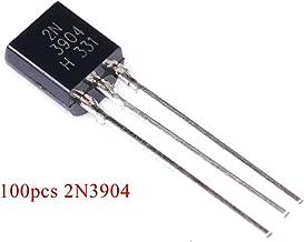 HiLetgo 100pcs 2N3904 TO-92 TO92 NPN General Purpose Transistor