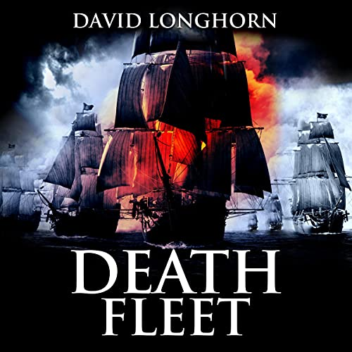 Death Fleet: Supernatural Suspense with Scary & Horrifying Monsters Audiobook By David Longhorn, Scare Street cover art
