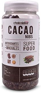 Chocolatea® Cacao Nibs. Ingrediente Orgánico. 250g.