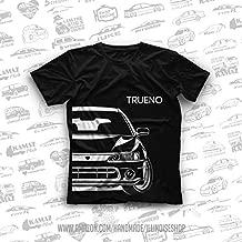 1995 Toyota Sprinter Trueno AE110 AE111 Toyota Trueno Original T-Shirts 100% Cotton Free Shipping