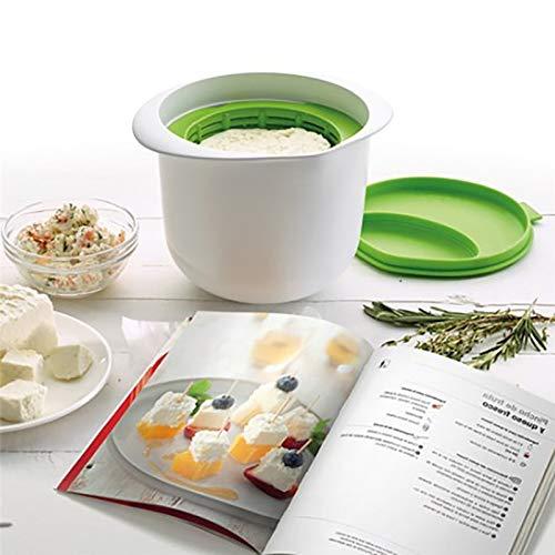 DIY queso Herramientas de microonda Fabricante del, creativo fresco sano de la familia Novedades para la cocina