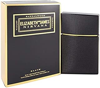 Elizabeth & James Nirvana Black Spray Womens Perfume Nib, 1.7 Ounce