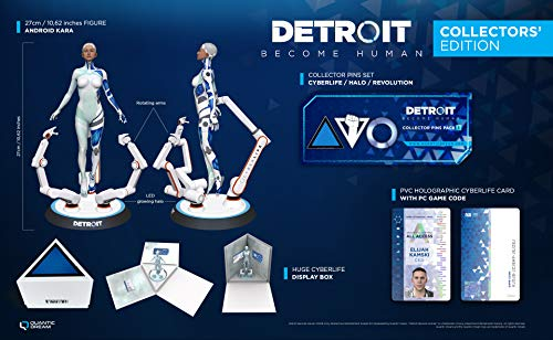 Detroit: Become Human Collectors Edition (PC)