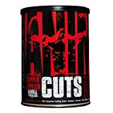 Universal Nutrition Animal Cuts Ripped and Peeled Thermogenic Fat Burner Supplement 42 Count