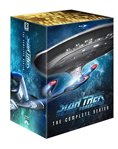 Star Trek: The Next Generation the complete series