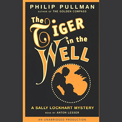 The Tiger in the Well audiobook cover art
