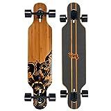 【 ヨーロッパの人気ブランド 】 ロングスケートボード スケボー コンプリート 大人用 スケートボード クルーザー ロングボード ロンスケ ロング スケボ 大人 za028-b