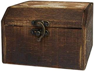 LYPYY Innovative Wooden Prank Scare Box April Fools Day Tricky Quirky Funny Scary Spoof Horror Box Random Color