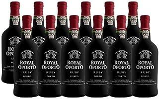 Portwein Royal Oporto Ruby - Dessertwein - 12 Flaschen