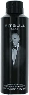 Pitbull Body Spray for Men, 6 Ounce